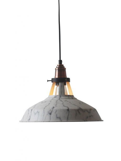 Marble Dome Pendant Light 461x614