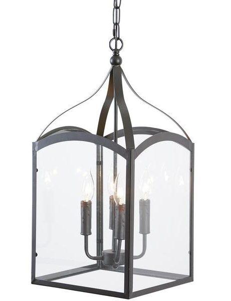 Opera Glass Box Pendant Light 2 461x600