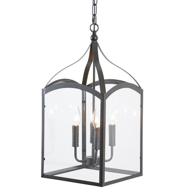 Opera Glass Box Pendant Light 2