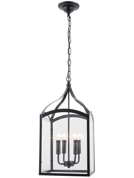 Opera Glass Box Pendant Light 461x614