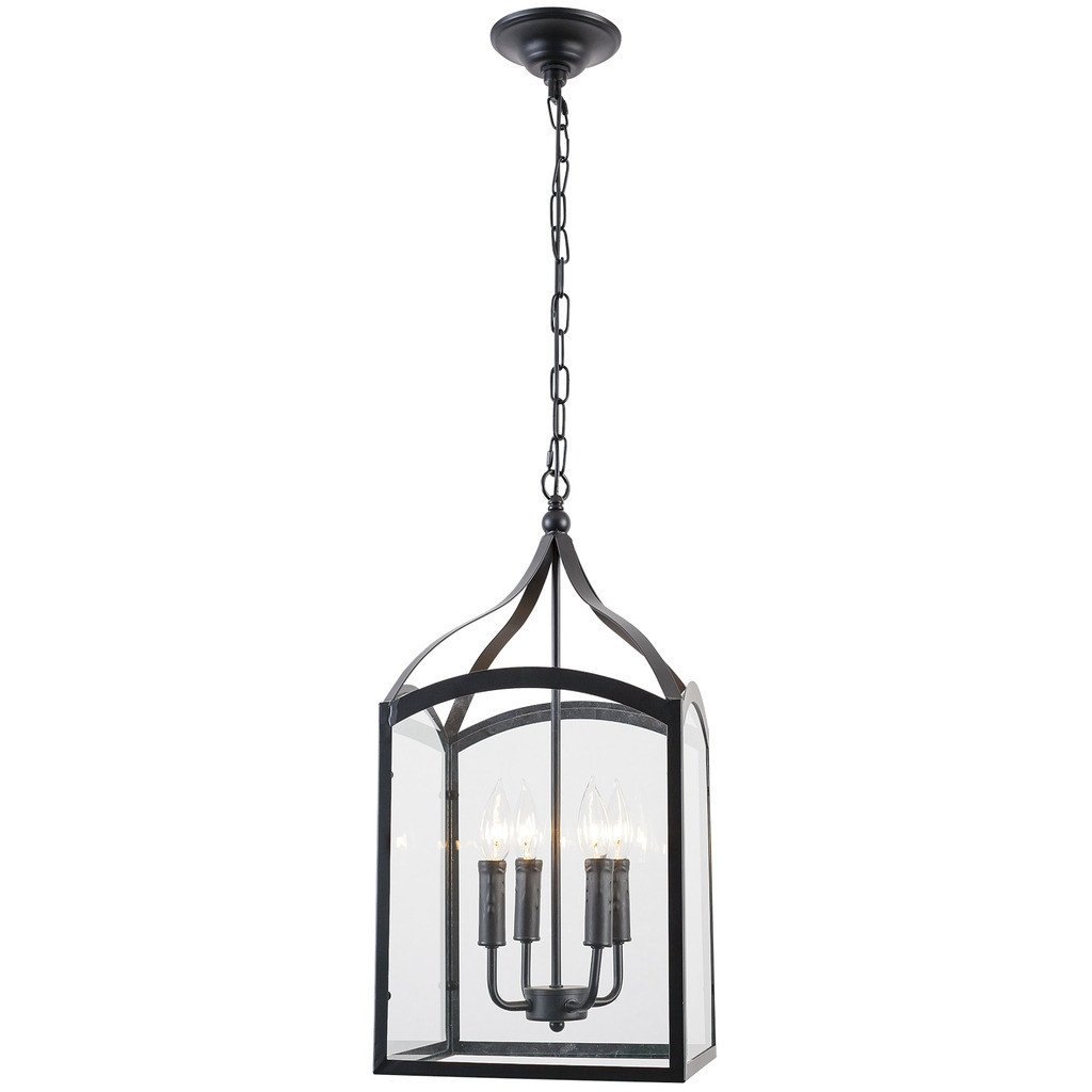 Opera Glass Box Pendant Light