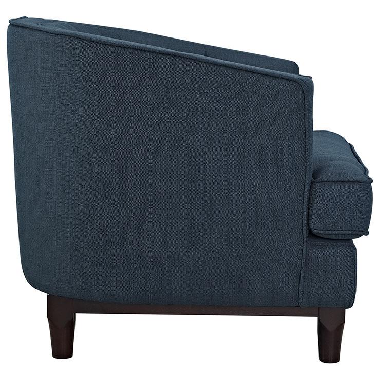 avenue sofa armchair blue 2
