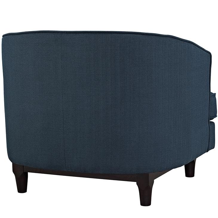 avenue sofa armchair blue 3