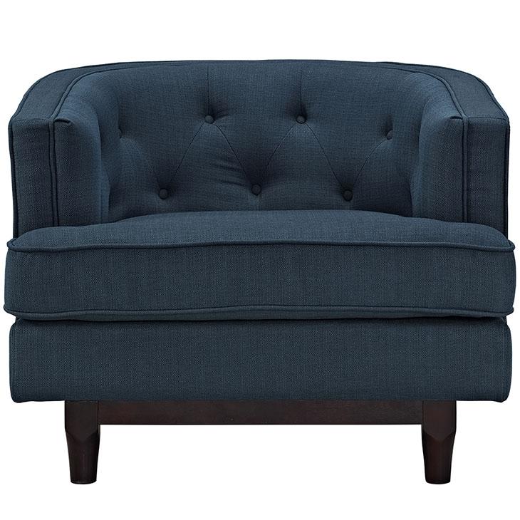 avenue sofa armchair blue 4