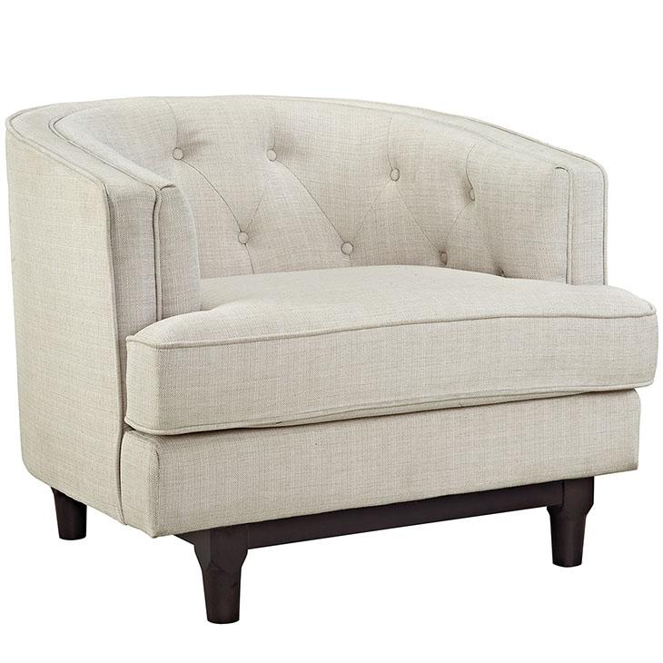avenue sofa armchair cream 1