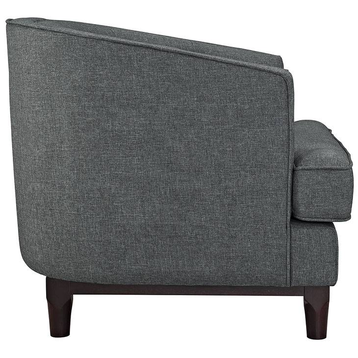 avenue sofa armchair dark gray 2