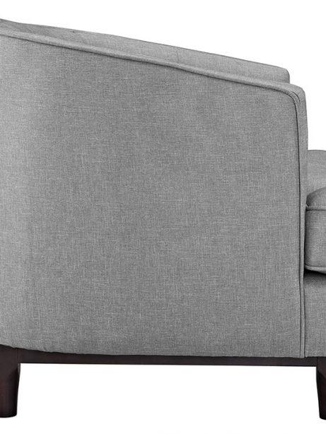 avenue sofa armchair light grey 2 461x614