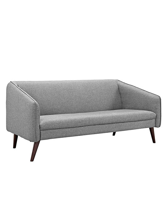 bloc sofa light grey