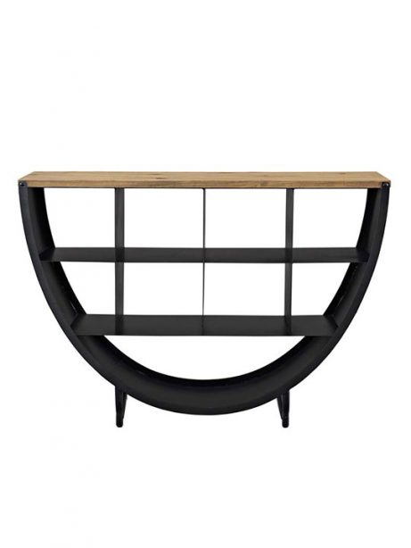 cirque wood black console table 461x614