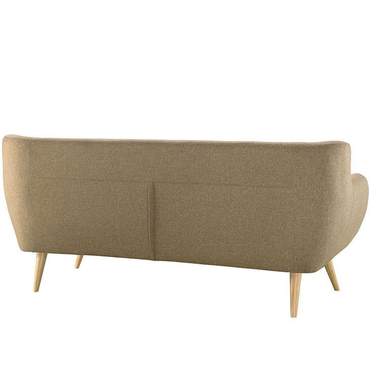 decade upholestered sofa beige 3