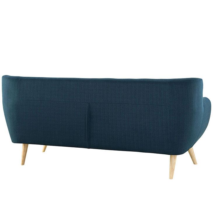 decade upholestered sofa blue 3