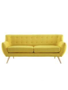 decade upholestered sofa yellow 237x315