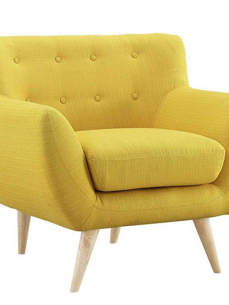decade upholstered armchair dark yellow 2 461x614