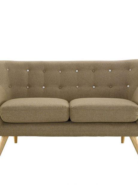 decade upholstered loveseat beige 1 461x614