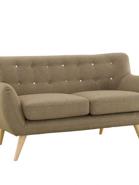 decade upholstered loveseat beige 2 461x614