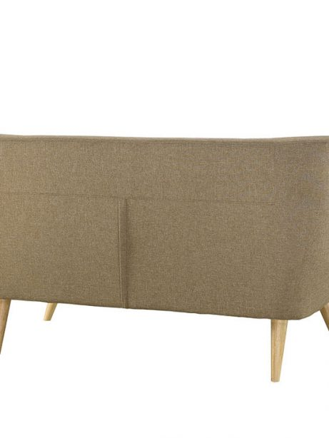 decade upholstered loveseat beige 3 461x614