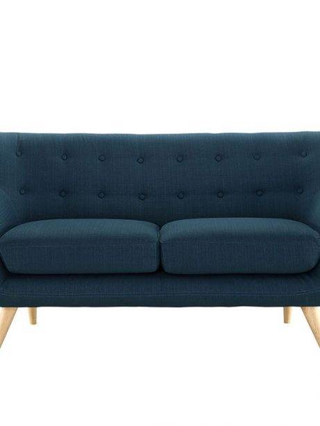 decade upholstered loveseat dark blue 1 461x614