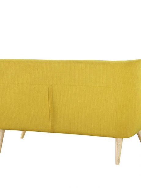 decade upholstered loveseat light yellow 3 461x614