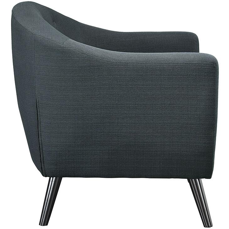 ept upholstered armchair dark gray 2