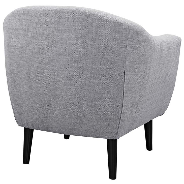ept upholstered armchair light gray 3