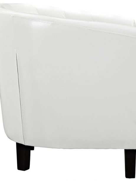exclusive vegan leather sofa armchair white 1 461x614