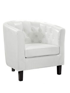 exclusive vegan leather sofa armchair white 237x315