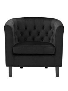 exclusive velvet sofa armchair black 237x315