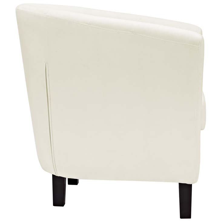 exclusive velvet sofa armchair cream 2