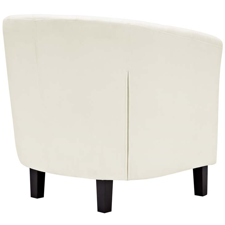 exclusive velvet sofa armchair cream 3