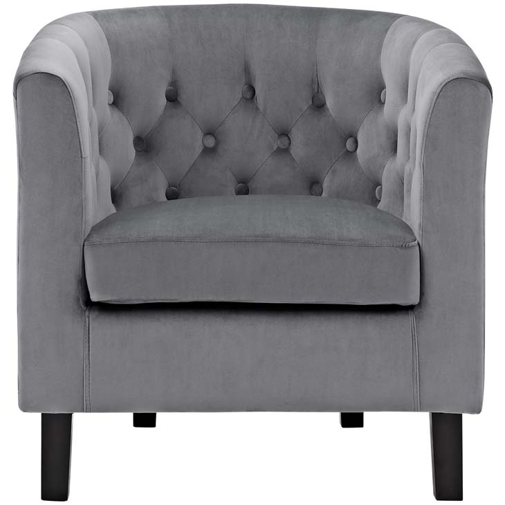 exclusive velvet sofa armchair grey 4