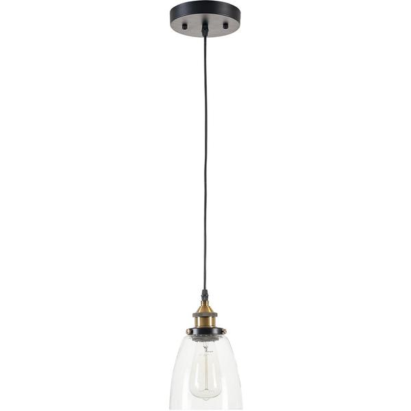 glass bell pendant light 2