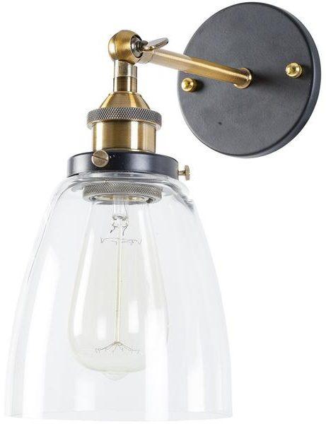 glass bell wall light 1 461x600