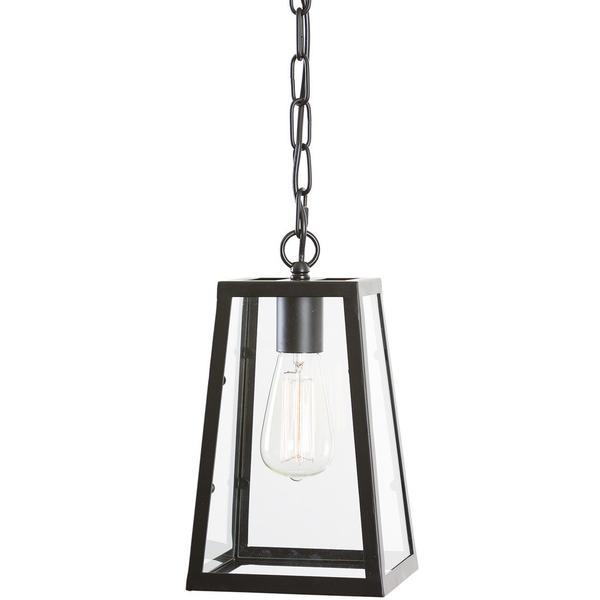 glass box small pendant light 1