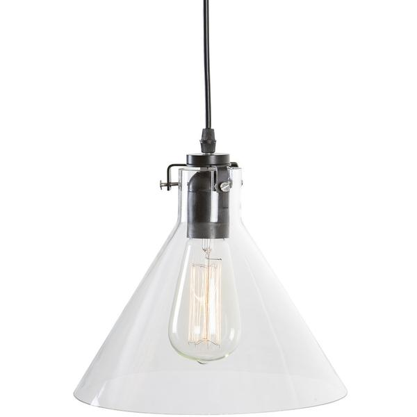 glass dome minimal pendant light 3