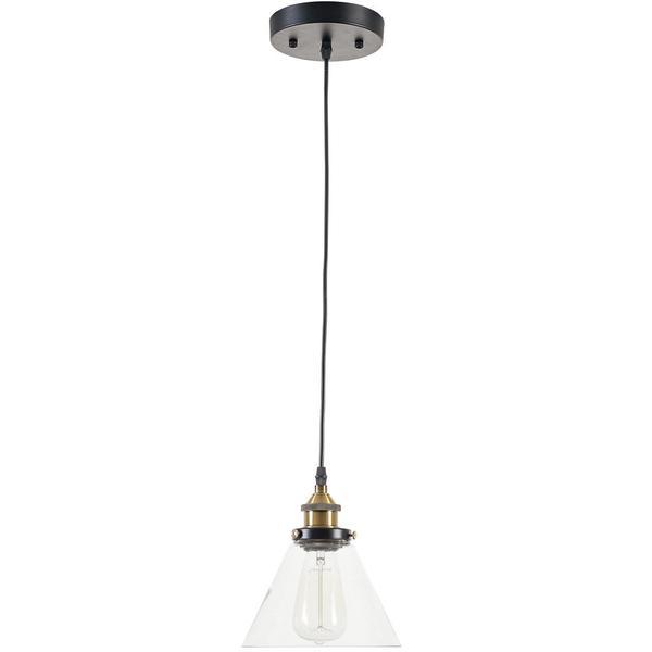 glass industrial pendant light 2