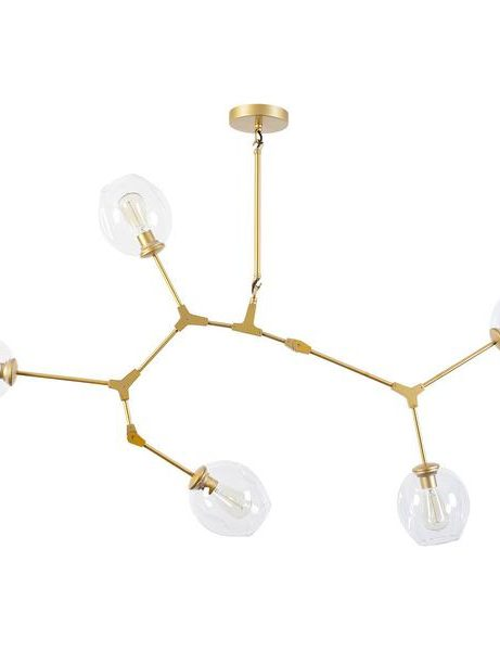 gold space 5 tier chandelier 1 461x600