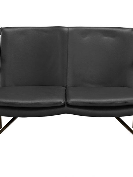 horn leather loveseat 1 461x614