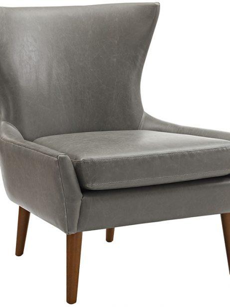 journal mid century modern accent chair gray 1 461x614