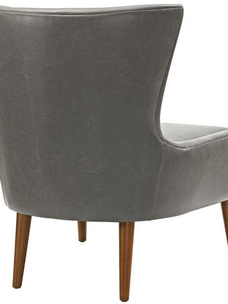 journal mid century modern accent chair gray 3 461x614