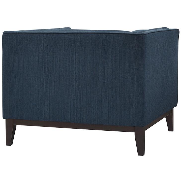 lark fabric armchair blue 3