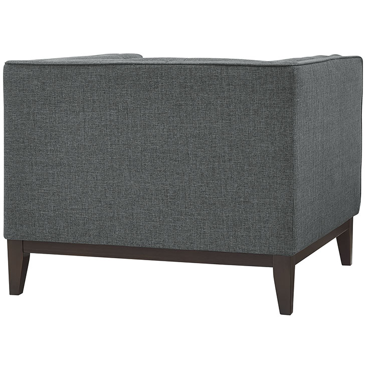 lark fabric armchair dark gray 3