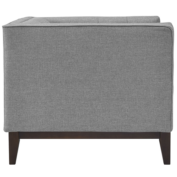 lark fabric armchair light gray 2
