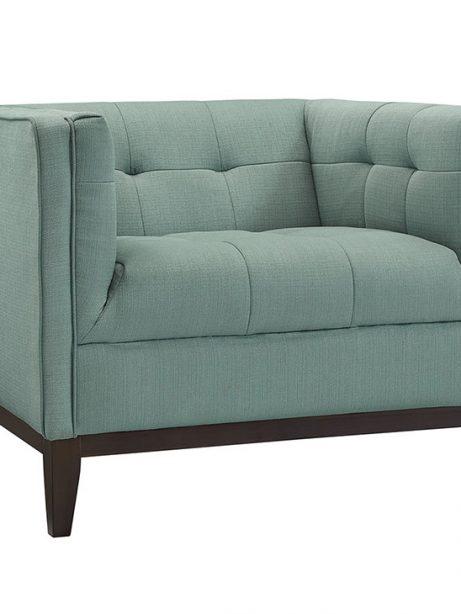 lark fabric armchair mint green 1 461x614