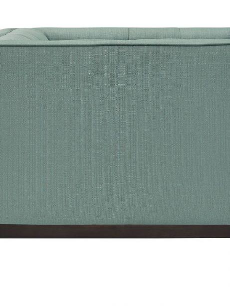 lark fabric armchair mint green 2 461x614