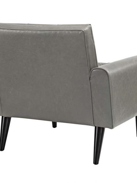 midnight leather armchair gray 3 461x614