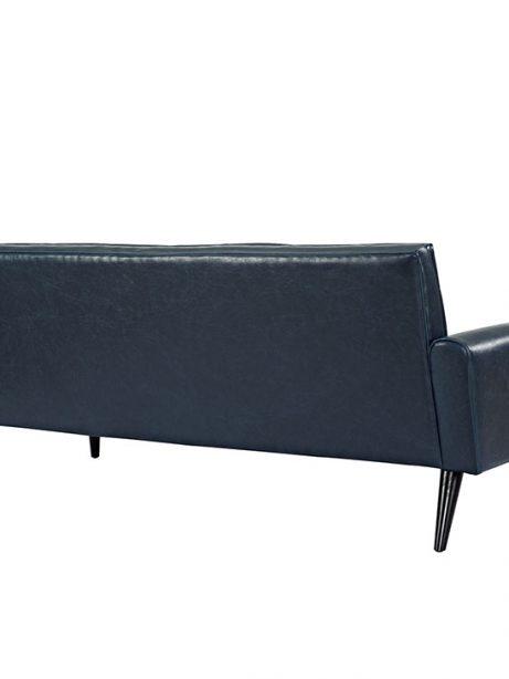 midnight leather sofa blue 2 461x614