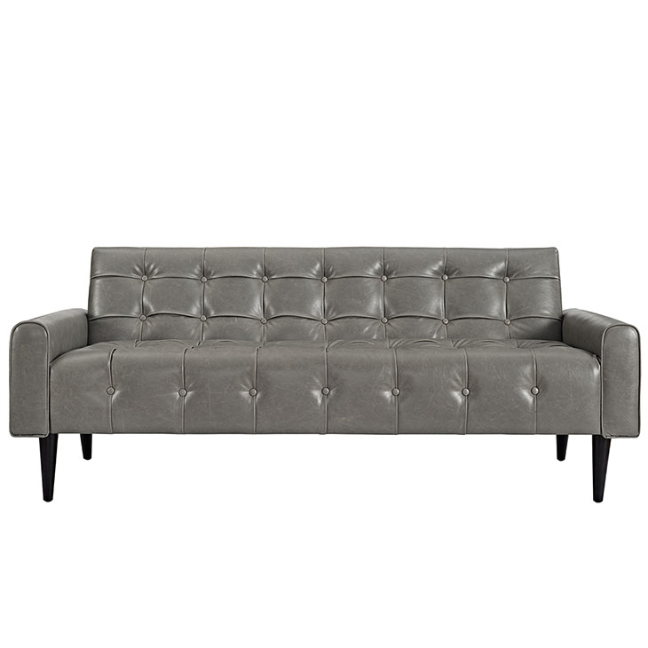 midnight leather sofa grey 3