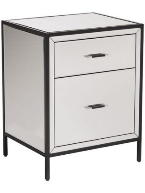 minimal mirror end table 1 461x614