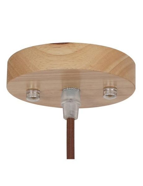 natural wood petals medium pendant light 2 461x600