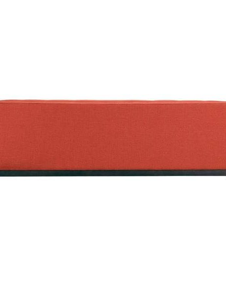 orange modern sofa 461x600